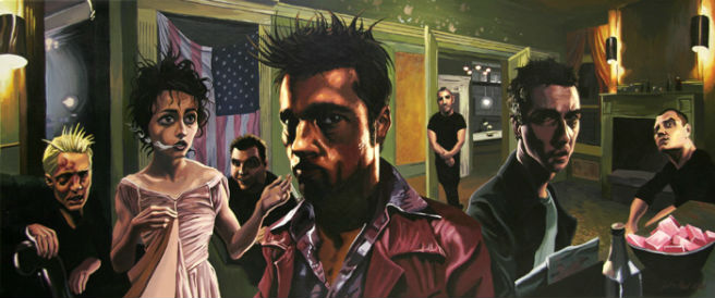 Fight Club tendrá secuela y será una serie de comics