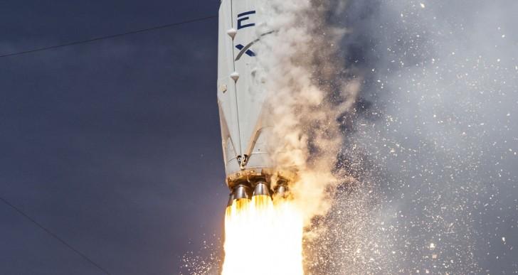 SpaceX prueba exitosamente cohete reusable