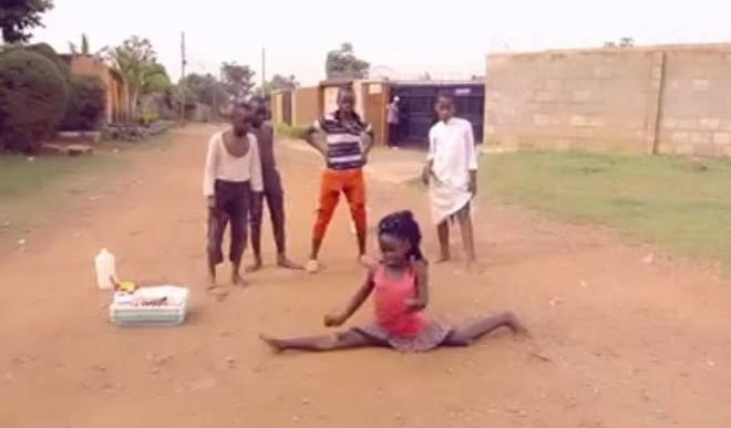 Si no tienes idea de lo que es bailar, estos niños te lo enseñan