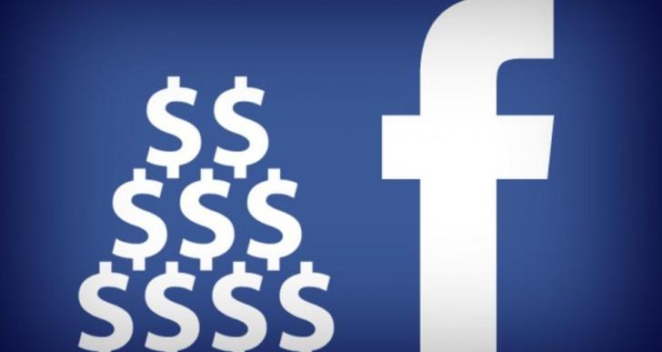 Los nuevos usuarios de Facebook no generan mucho dinero