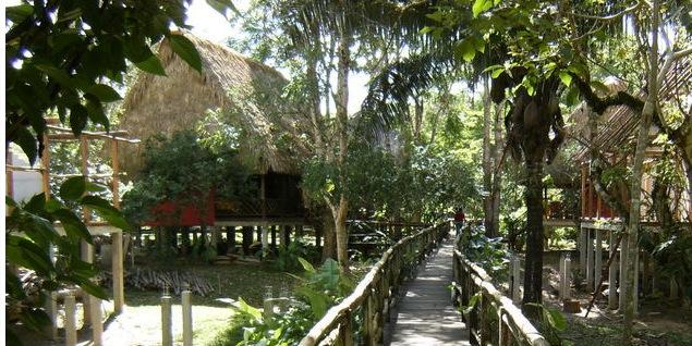 Increíbles hoteles ecológicos en México