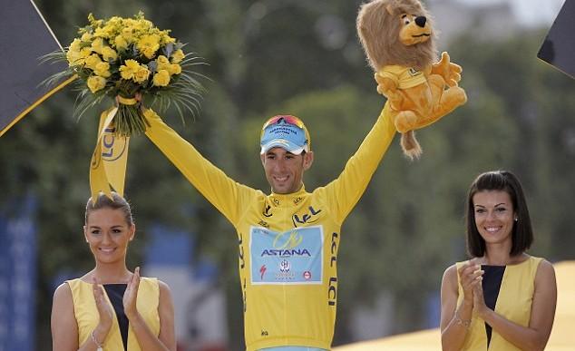Nibali gana el Tour de France