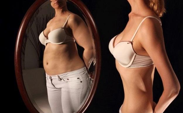 5 consejos para no verte «gorda» frente al espejo