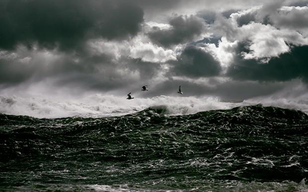 Noches de tormenta impresionantes tomadas por Dalton Portella