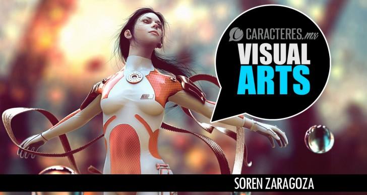 Visual arts: Soren Zaragoza