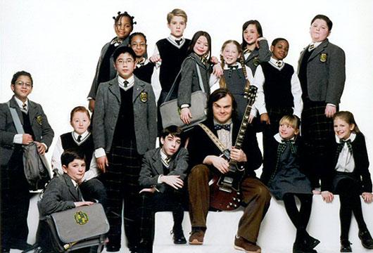 Nickelodeon tendrá una adaptación para la tele de School of Rock