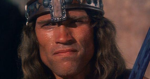 Arnold Schwarzenegger quiere salir en King Conan