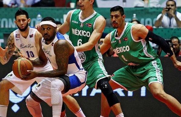 México gana el Campeonato Centrobasket