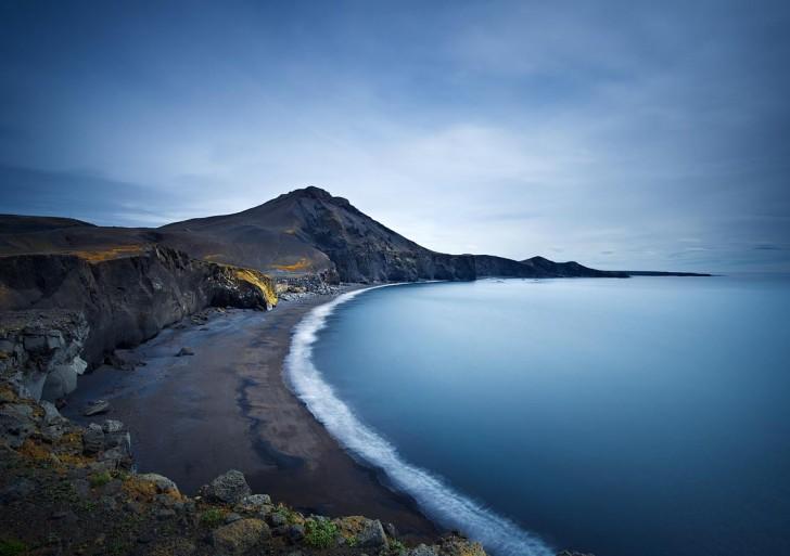 Impresionantes paisajes de Islandia capturadas por Jerome Berbigier