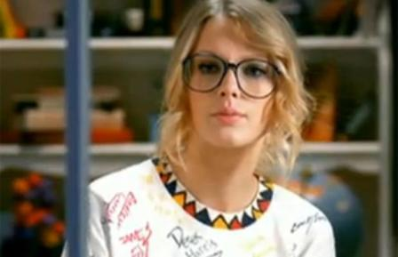 Taylor Swift quiere ser un nerd para Jimmy Fallon
