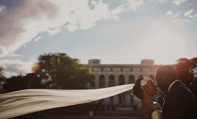 La fotografía animada de boda de Jeffrey Lewis Bennett