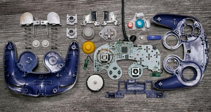 Nunca habrías imaginado ver los controles de videojuego así