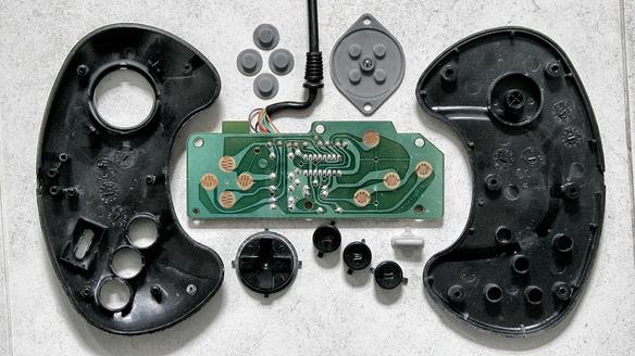 control videojuego 3