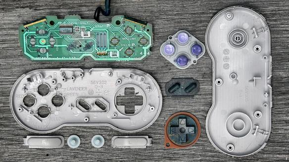 control videojuego 6