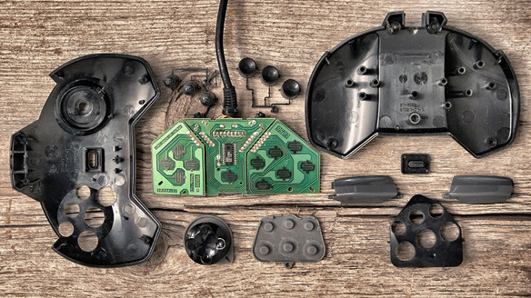 control videojuego 9