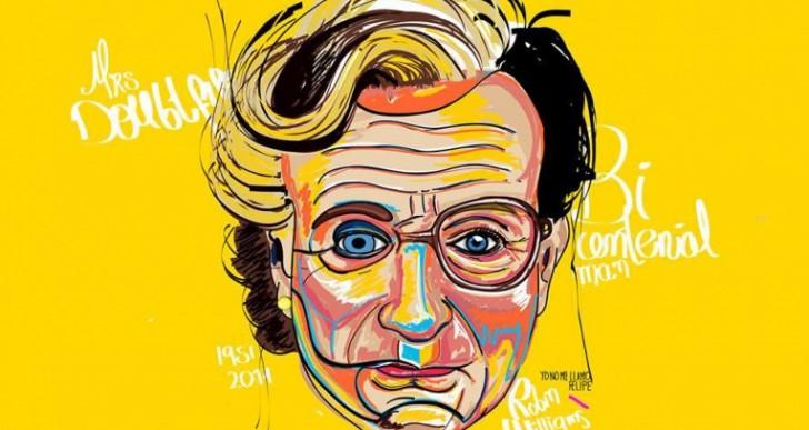 23 frases de Robin Williams