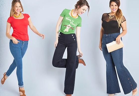 ModCloth, la primera marca de ropa que se compromete a no usar Photoshop