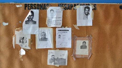 22,322 desaparecidos en México