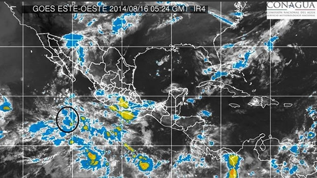 Seguirán las lluvias fuertes en gran parte del país