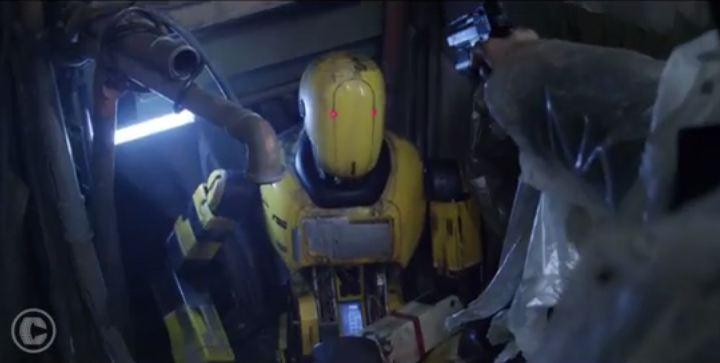 El trailer de Automata muestra el mejor tratamiento a una pélicula de Robots