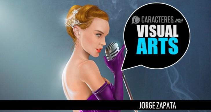 Visual arts: Jorge Zapata