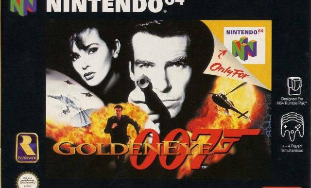 Pierce Brosnan es malísimo para jugar GoldenEye 007