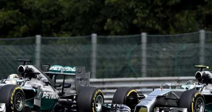 No se tomará acción contra Rosberg tras colisión