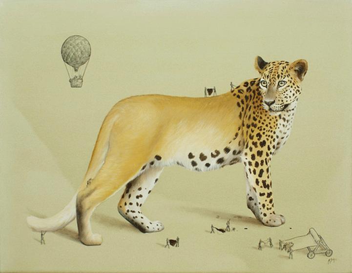 La creación de los animales de Ricardo Solis