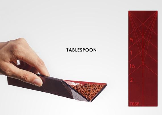 Una cuchara que adapta su tamaño para todas tus necesidades
