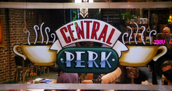 El 'Central Perk', bar de Friends, será una realidad