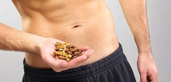Atención hombres: 6 alimentos recomendados para ganar músculos