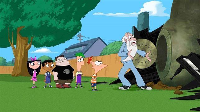 Así será el capítulo de Phineas y Ferb dedicado a Lost