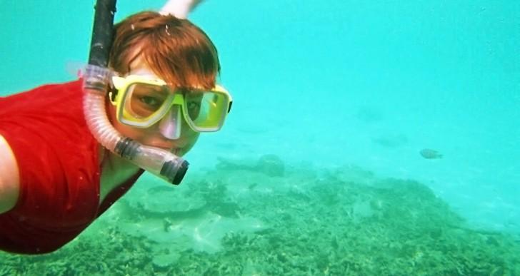 Este cristal podría dejarnos respirar debajo del agua