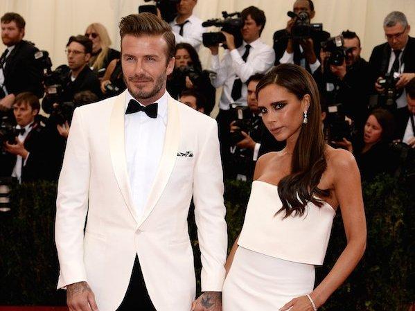 Beckham estará jubilado, pero no deja de ganar mucho dinero