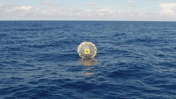 Rescatan a hombre que intentó correr sobre el mar hasta Bermuda