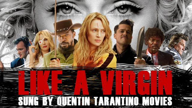 Así suena 'Like a virgin' de Madonna cantada por los personajes de Tarantino