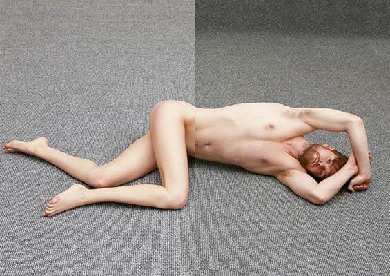 Así luce la belleza de los sexos femenino y masculino de forma simultánea
