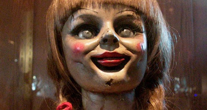 Mira la terrible broma inspirada en la muñeca Annabelle