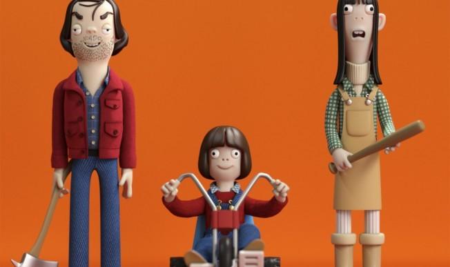 Estudio crea muñecos en 3D con íconos de la música y el cine