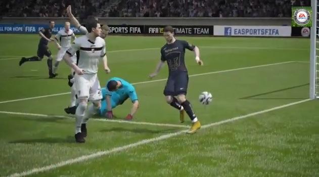Los mejores goles de la semana en el FIFA 15