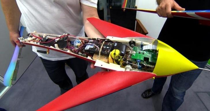 Volará un avión de juguete hasta la estratosfera