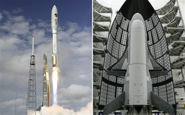Pronto regresará el avión espacial no tripulado secreto de EUA