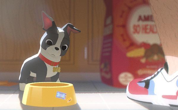 Checa el adelanto de Feast, el nuevo corto de Disney