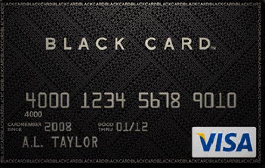 Las tarjetas de crédito negras más exclusivas del mundo