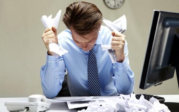 ¿Estrés en el trabajo? El mal día de otros podrá alegrar el tuyo