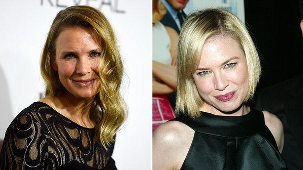 Galería: famosos que han cambiado radicalmente su apariencia