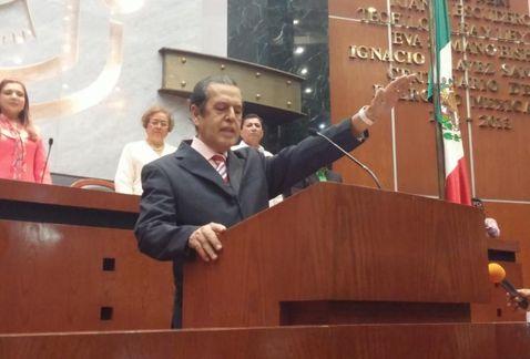 Rogelio Ortega Martínez, nuevo gobernador de Guerrero