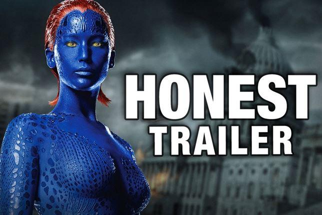 Honest Trailer de X-Men: Días del futuro pasado… básicamente, Terminator 2