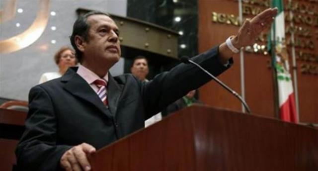 Rogelio Ortega Martínez toma el cargo de gobernador de Guerrero