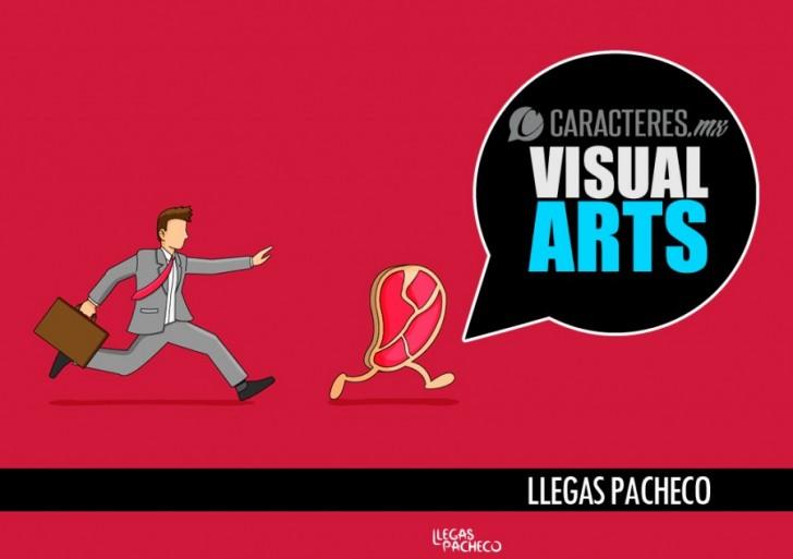 Visual arts: Llegas Pacheco